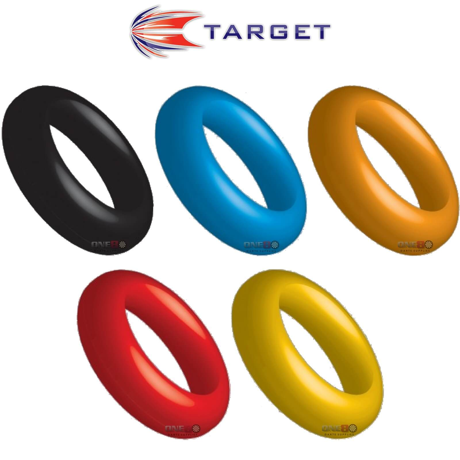 Soft Tip Accessories - Target - Ringos Spare O Rings - 12 Pack