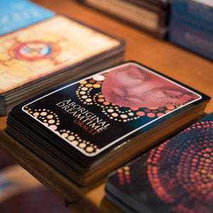 Oracle Cards & Creative Journals