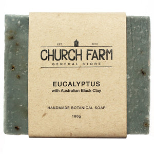 Church Farm Natural Soap - Eucalyptus