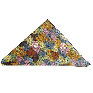 Bandanas - Aboriginal Designed Cotton Fabric