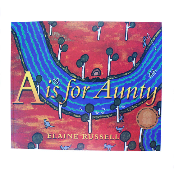 A is for Aunty - Elaine Russell