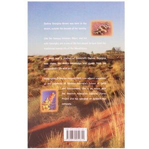 Born in the Desert - The Land and Travels of a Last Australian Nomad by Marion Hercock