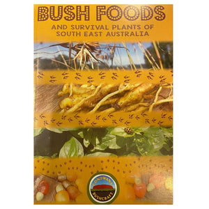 Bush foods & survival plants of South East Australia - Jamie Simpson