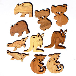 Animal Gift Tags - Buttonworks