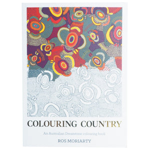 Colouring Country - Ros Moriarty
