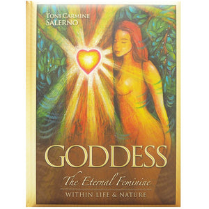 Goddess - The Eternal Feminine within Life and Nature - Toni Carmine Salerno