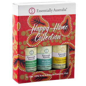 Happy Home Collection - Australian Essential Oils