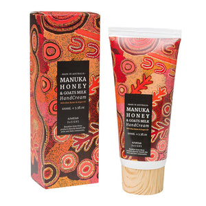 Handcream Manuka Honey & Goats Milk