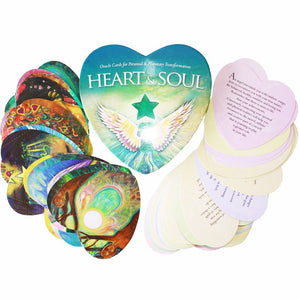 Heart and Soul cards - Toni Carmine Salerno