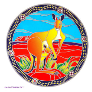 Kangaroo - Sunseal Sticker