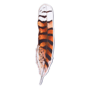 Kookaburra feather Sticker