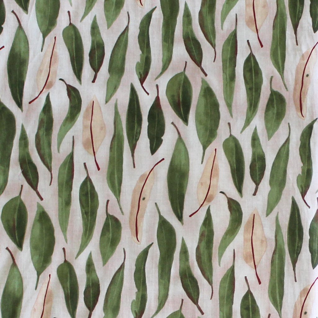Eucalyptus Leaves by Natalie Ryan