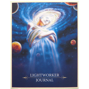 Lightworker- Writing & Creativity Journal - Alana Fairchild