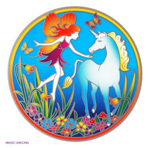 Magic Unicorn - Sunseal Sticker