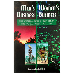 Mens Business Womens business - Hannah Rachel Bell
