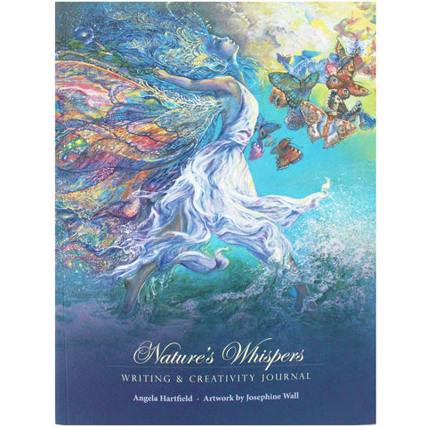 Nature's whispers - Writing & Creativity Journal - Josephine Wall