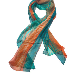Cotton Scarf - Kamari by Saretta