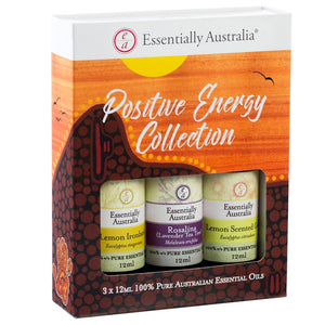 Positive Energy Collection  - Australian Essential Oils