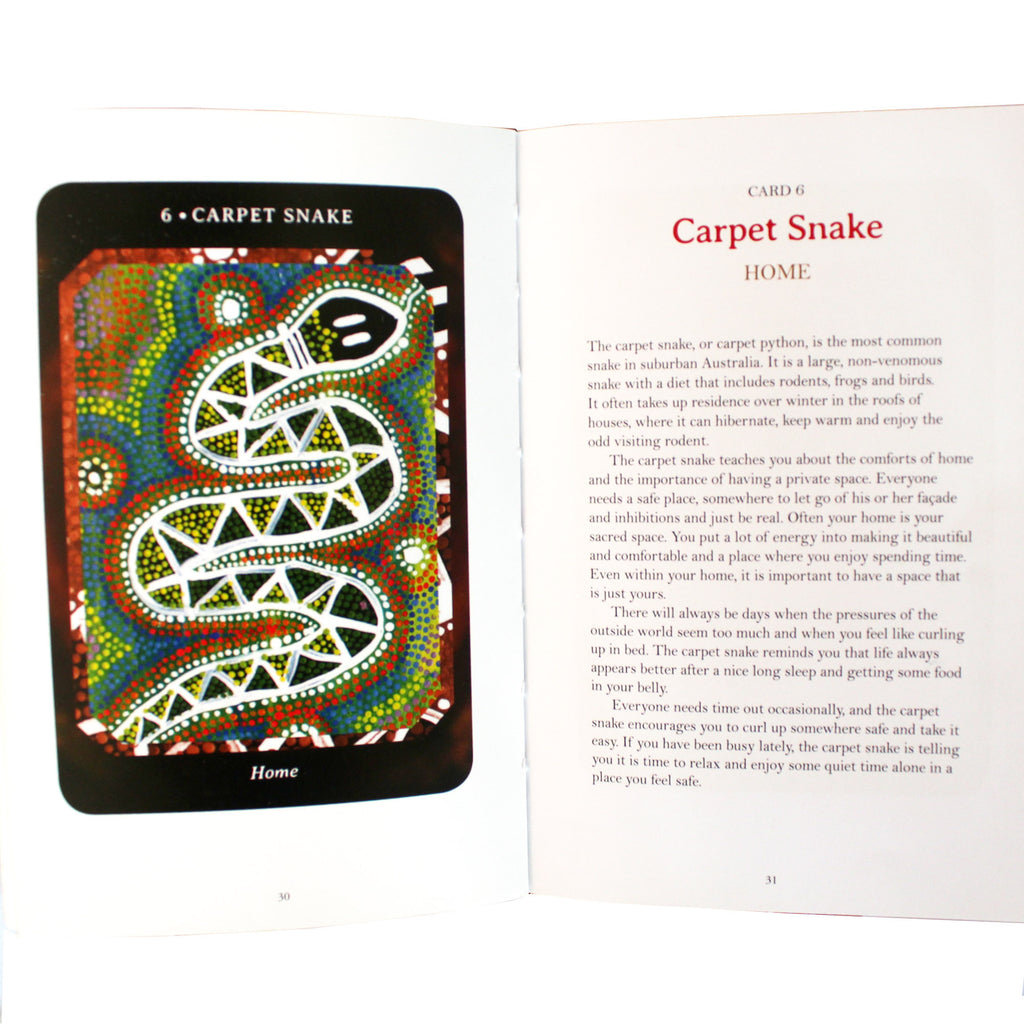 Dreamtime Reading Cards - Laura Bowen