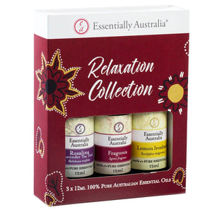 Relaxation Collection - Australian Essential Oils