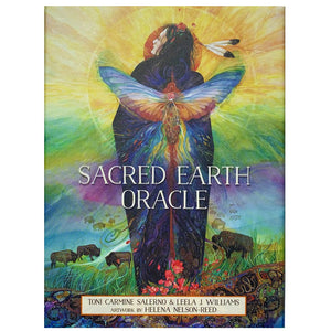 Sacred Earth Oracle - Toni Carmine Salerno & Leela J Williams