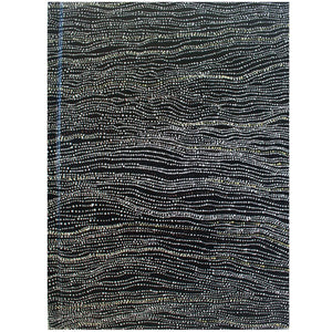 Blank Hard Cover Journal - 'Sandhills' - Dorothy Napangardi