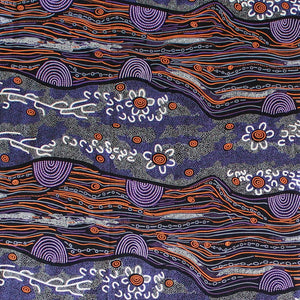 Sandy Creek by Janet Long Nakamarra