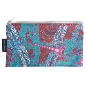 Cotton Zip Bag - Sheryl J Burchill