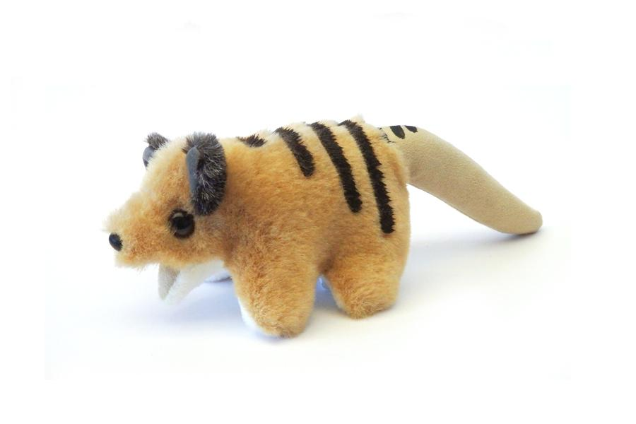 Stuffed Animal Tasmanian Tiger Small Made In Australia