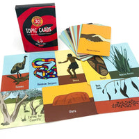 Aboriginal Culture Topic Cards - Riley Callie Resources
