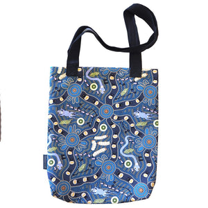 Vertical Strap Bag - 9 assorted designs