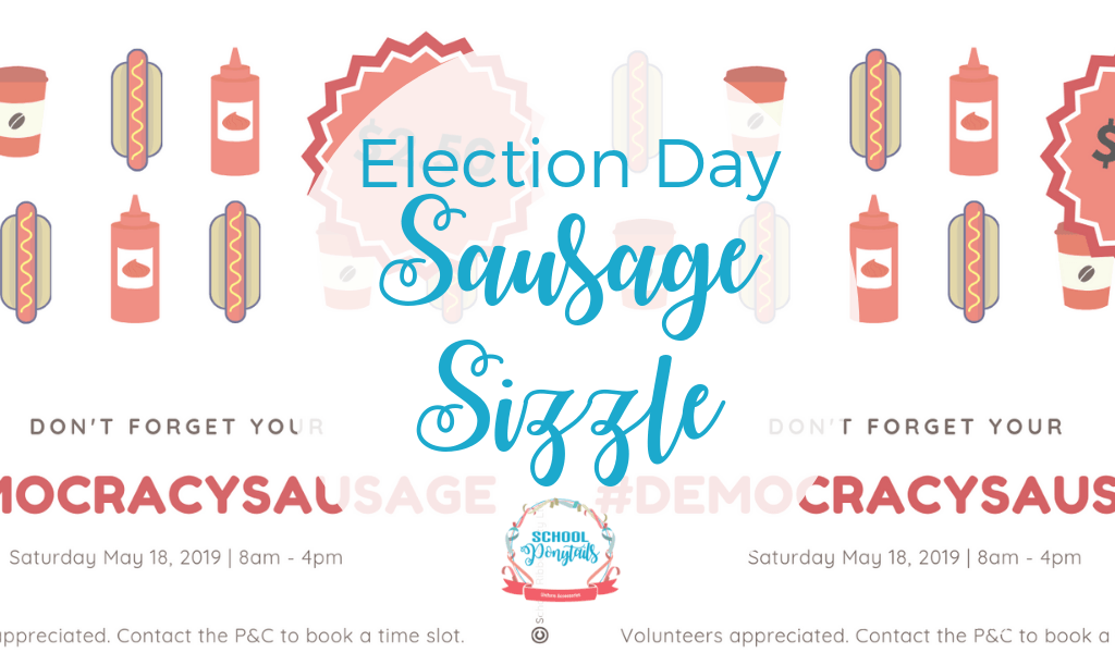 #DemocracySausage: The Election Day BBQ