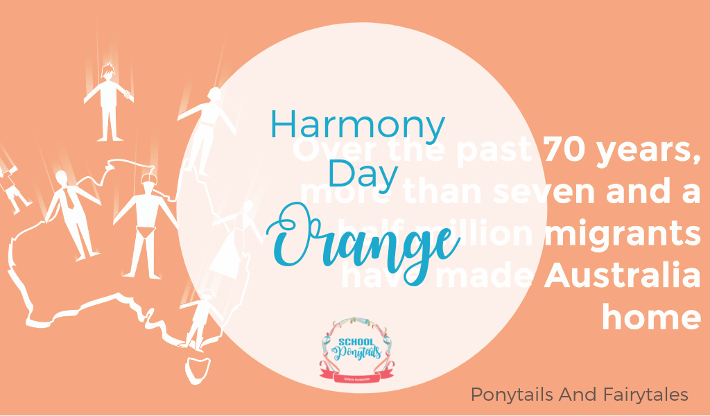 Fundraising Challenge: Harmony Week March 15-21st