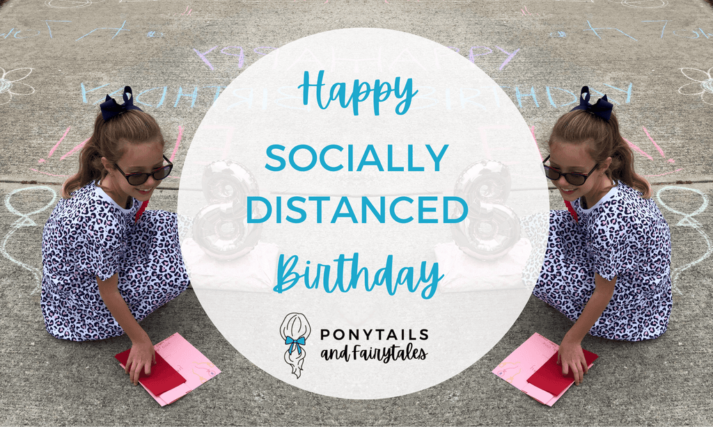How to have a very happy - socially distant - birthday!