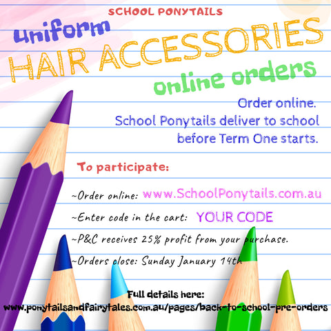 Parents can order online with a code