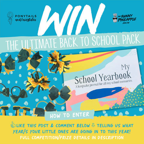 Back to school competition 2021
