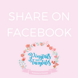Share Ponytails and Fairytales on Facebook