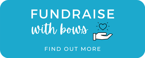 Fundraise with bows - schools and sports clubs