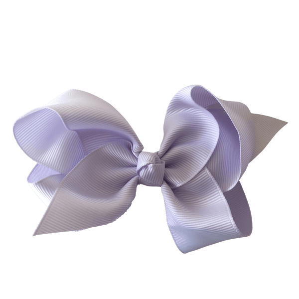 Birthday (Age) Big Bow - Hair clips - School Uniform Hair Accessories - Ponytails and Fairytales