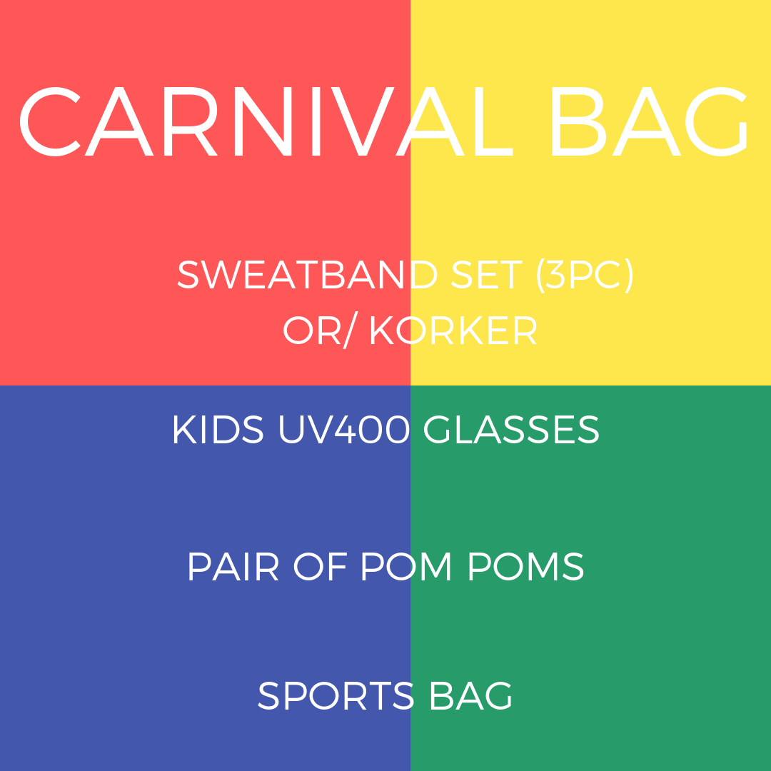 Carnival Bag - Ponytails and Fairytales