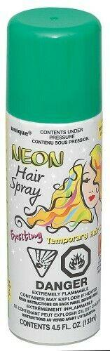 Coloured Hair Spray 85-100g - Ponytails and Fairytales