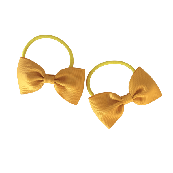 Gold Hair Accessories - Assorted Hair Accessories - School Uniform Hair Accessories - Ponytails and Fairytales