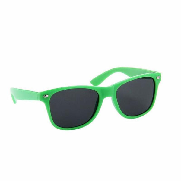 Green Sunglasses - Ponytails and Fairytales