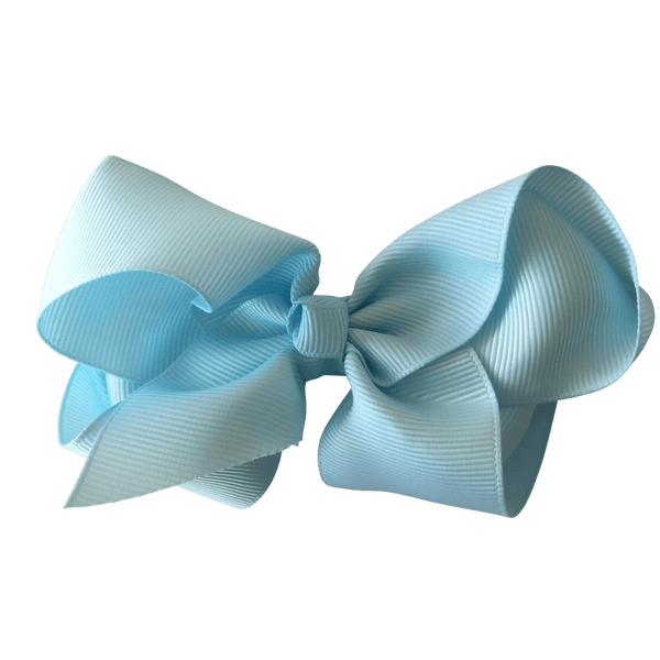 Ice Blue Hair Accessories - Assorted Hair Accessories - School Uniform Hair Accessories - Ponytails and Fairytales