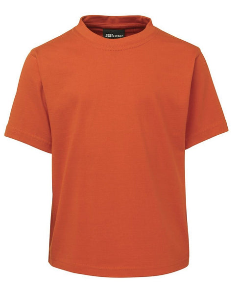 Kids Plain Faction/House T-Shirt Carnival and event School Ponytails - Event 2 Orange