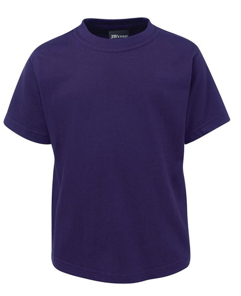 Kids Plain Faction/House T-Shirt Carnival and event School Ponytails - Event 2 Purple