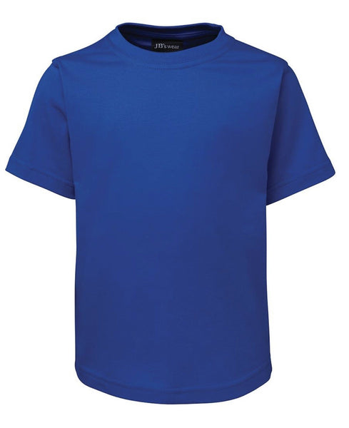 Kids Plain Faction/House T-Shirt Carnival and event School Ponytails - Event 2 Royal Blue