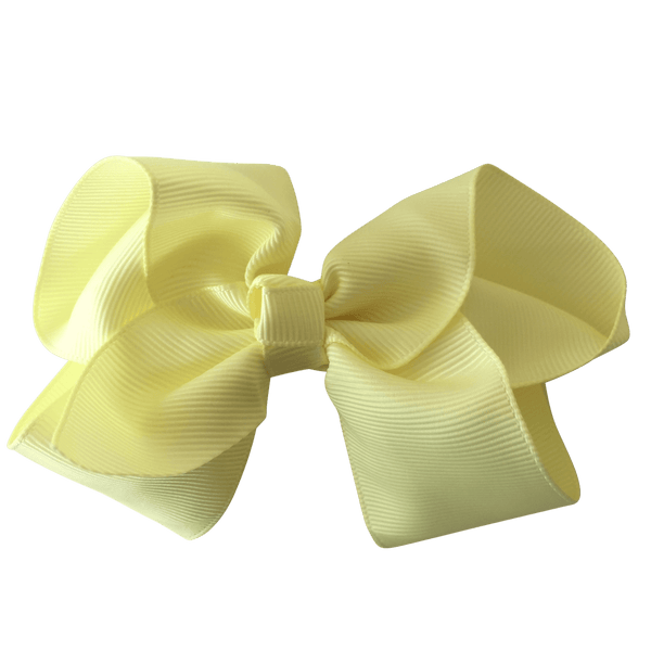 Lemon Hair Accessories - Assorted Hair Accessories - School Uniform Hair Accessories - Ponytails and Fairytales