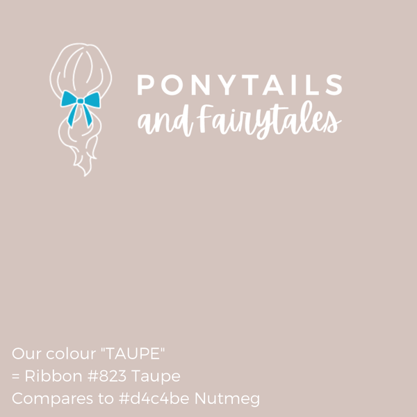 Mix & Match Headband - Solid Colours - Headbands - School Uniform Hair Accessories - Ponytails and Fairytales