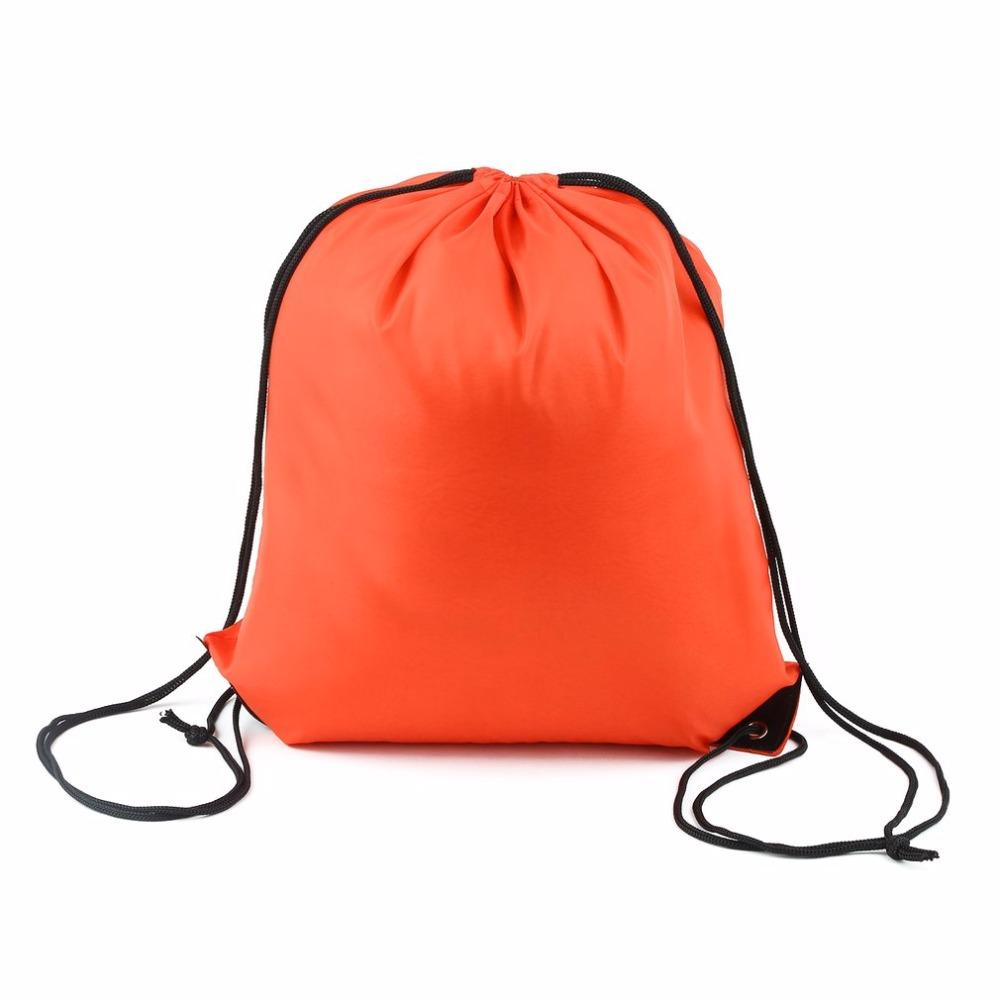 Orange Sports Bag - Ponytails and Fairytales